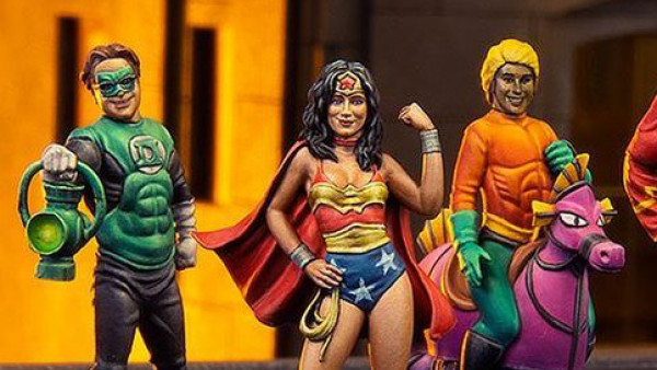 Fancy Adding The Big Bang Theory Into Your Batman Games?