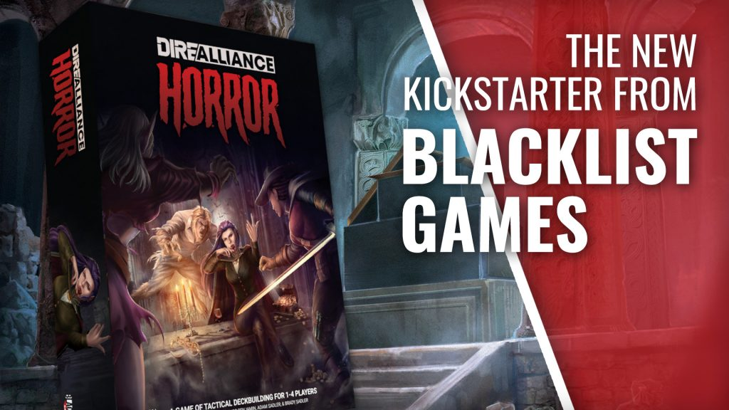 Blacklist Games Back With A New Kickstarter