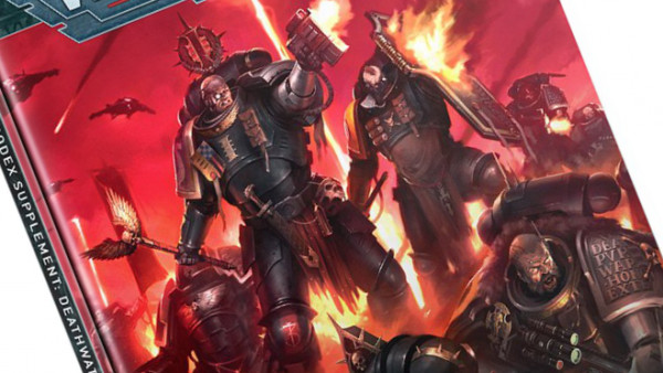 Space Wolves & Deathwatch Strike Warhammer 40K This Weekend