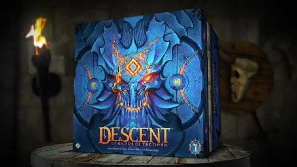 Fantasy Flight Games Unveil Descent: Legends Of The Dark