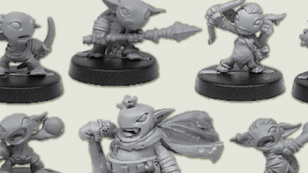 Check Out Tom Mason's Goblin Menace Kickstarter