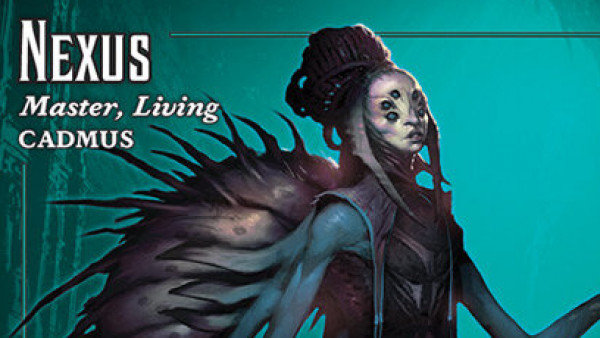 Wyrd Games Introduce A Spindly New Malifaux Master