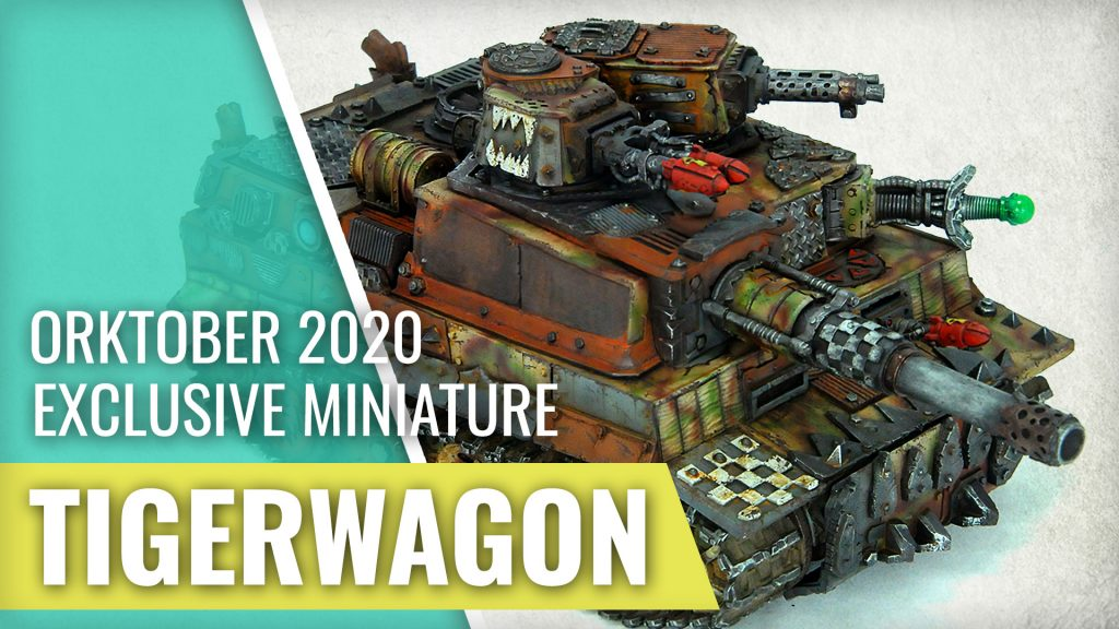 A Quick Look at the Orc Tigerwagon   Kromlech