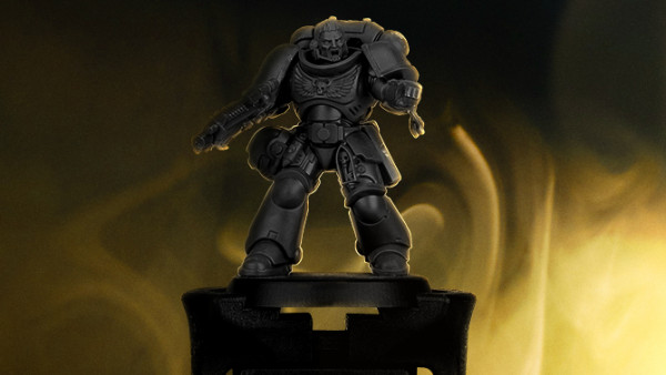 Games Workshop Showcase Slender New Painting Handle