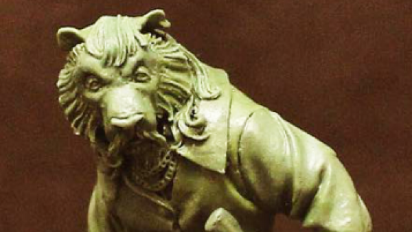 Westfalia Miniatures Bring The Rakshasa King To IndieGoGo