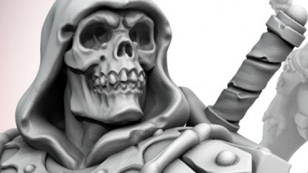 Myahahahha! Skeletor Pre-Orders Live From Archon Studio