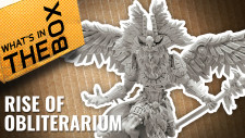 Unboxing: The Rise Of Obliterarium | Magical Miniature Game