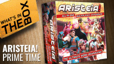 Unboxing: Aristeia! Prime Time | Corvus Belli