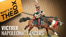 Unboxing: Napoleonic Imperial Lancers | Victrix