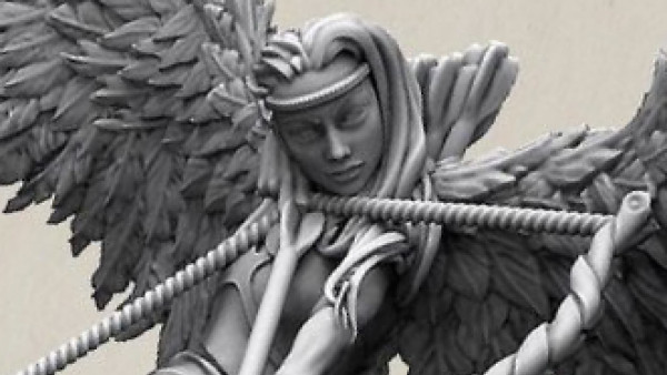 Asgard Rising Call On The Valkyries For 3D Printing Patreon
