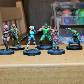 Prizes, Manga and Minis Continued