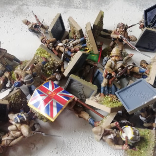 British in Afghanistan