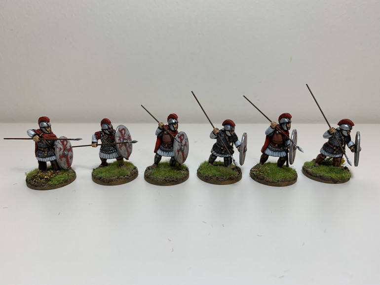 The elite companions of the Warlord
