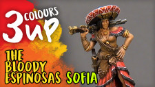 Bloody Espinosas Miniature Painting Tutorial