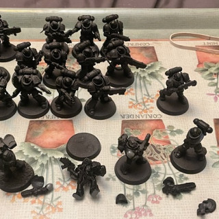 The Order Militant of the Ordo Hereticus
