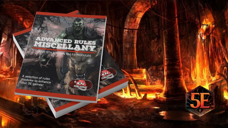 Advanced Rules Miscellany: 5th Edition Rules Modules