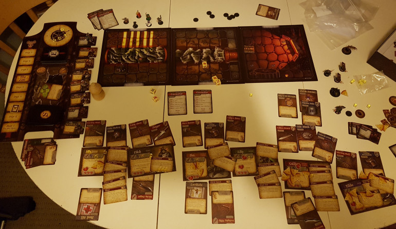 Mice and Mystics completed