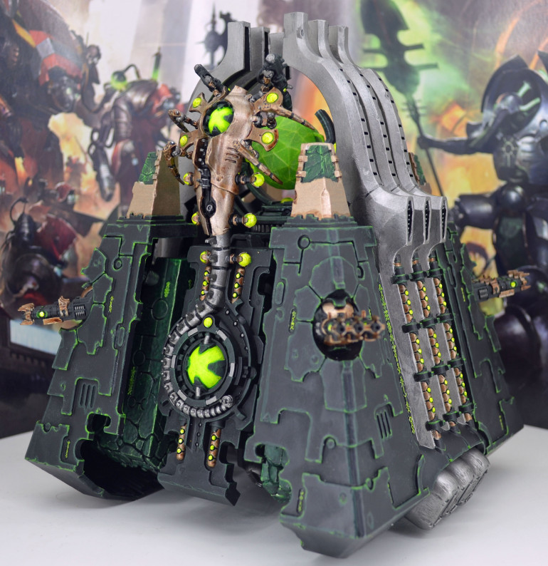 Monolith finished sort of