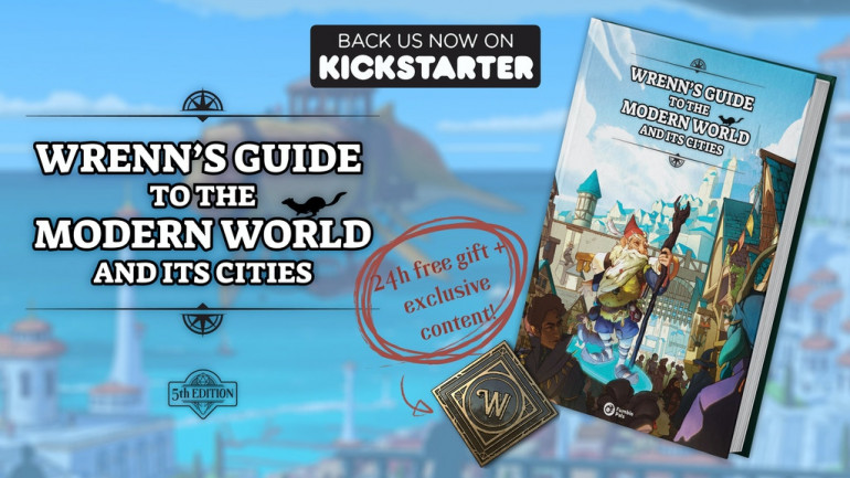 Wrenn's Guide to the Modern World and its Cities