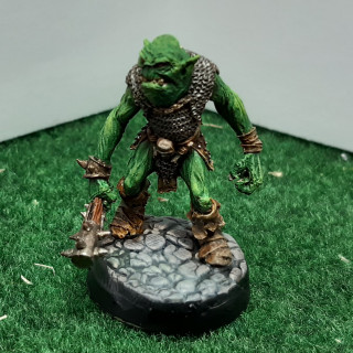 Orc done