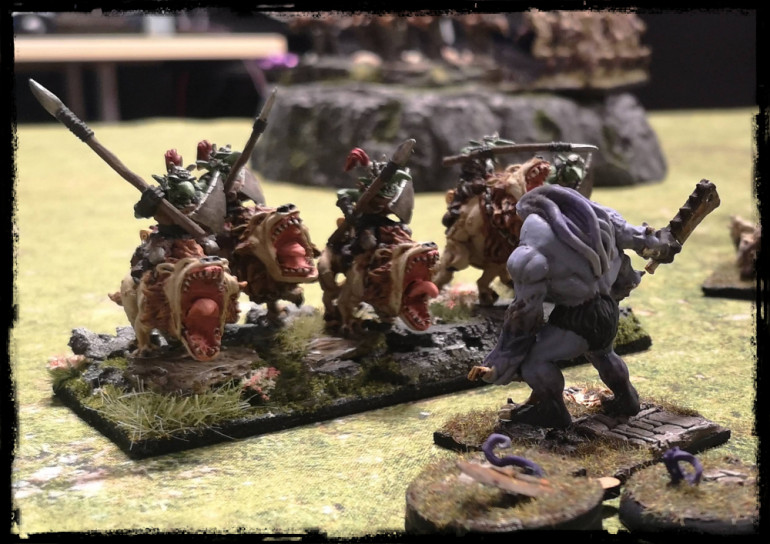 Red Goblin Scouts