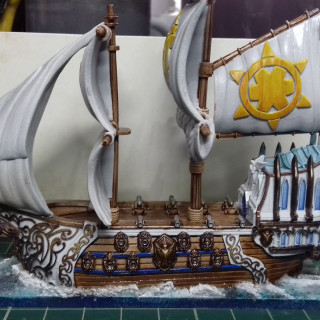 Basilean Fleet Step 2