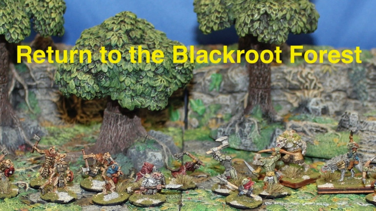 Return To The Blackroot Forest