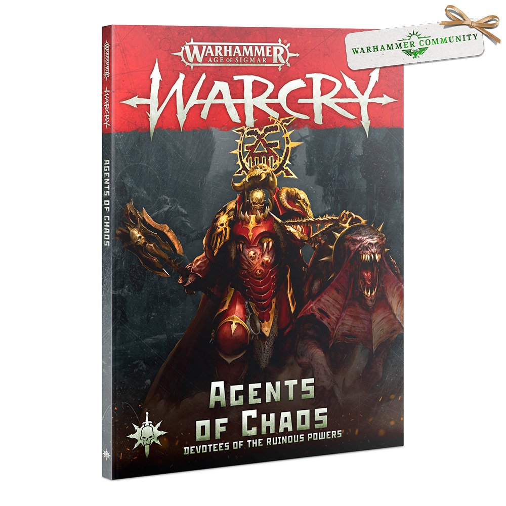 Agents Of Chaos - Warcry