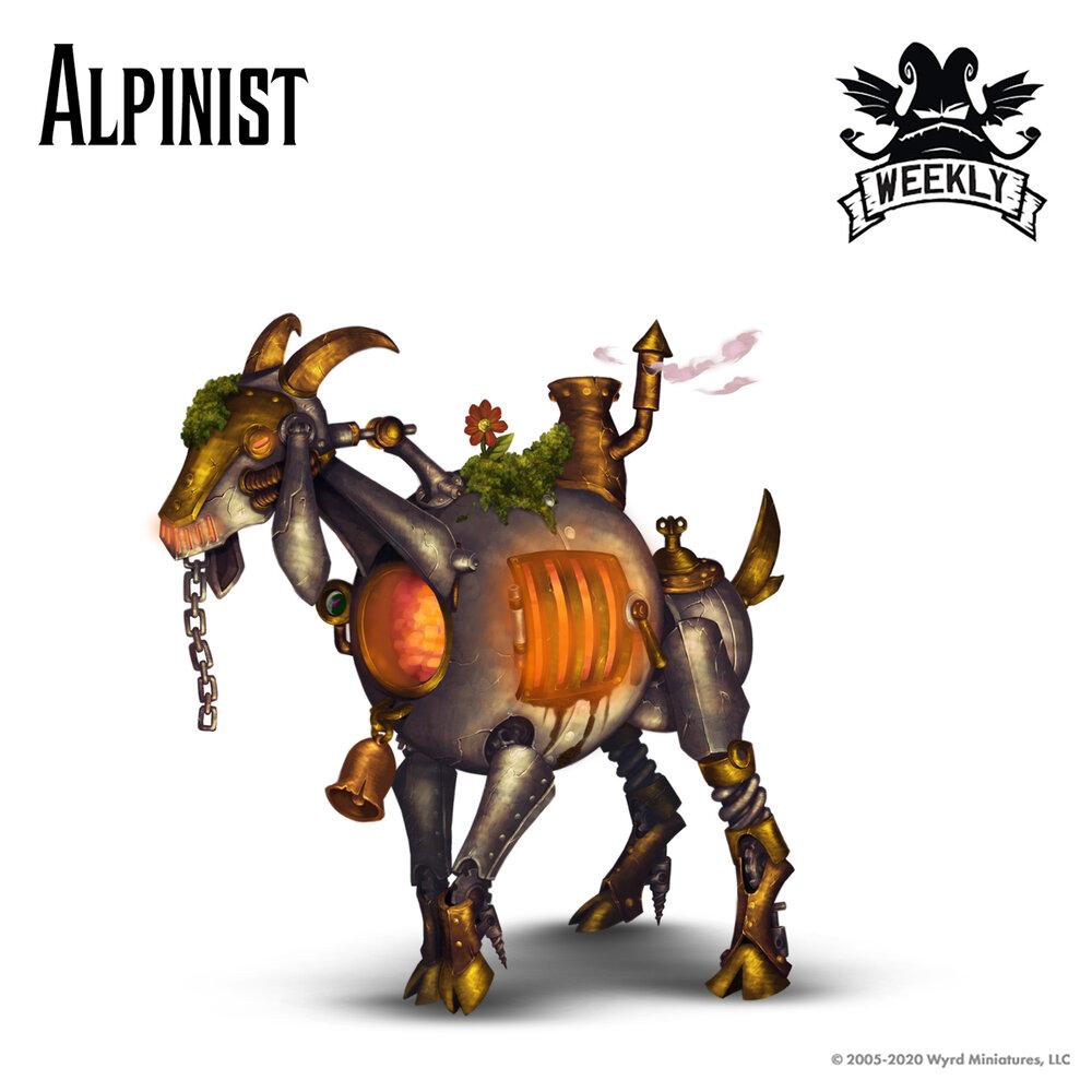 Alpinist - Wyrd Games