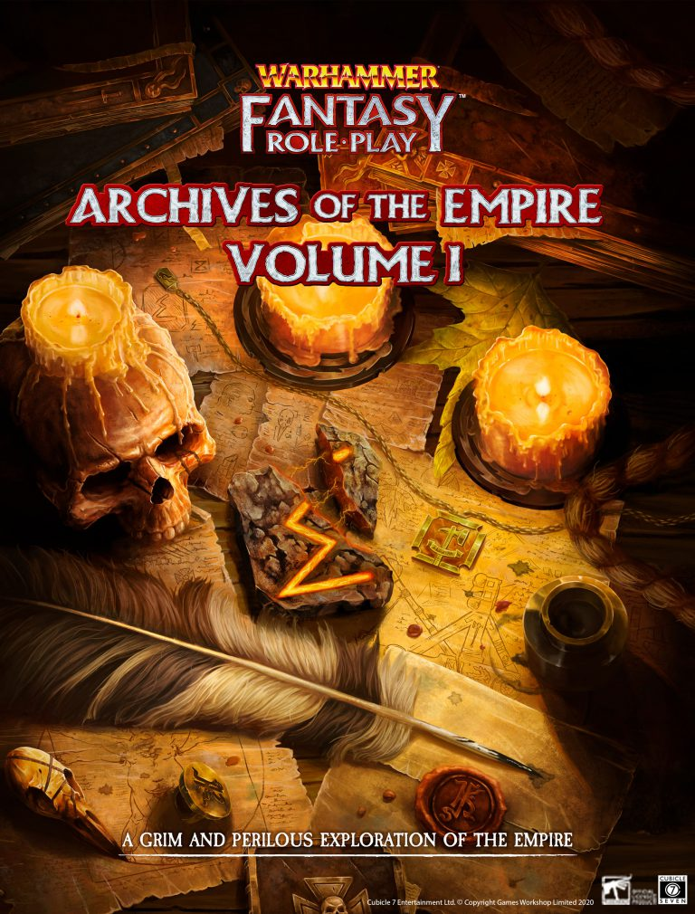 Archives Of The Empire Volume I - Cubicle 7