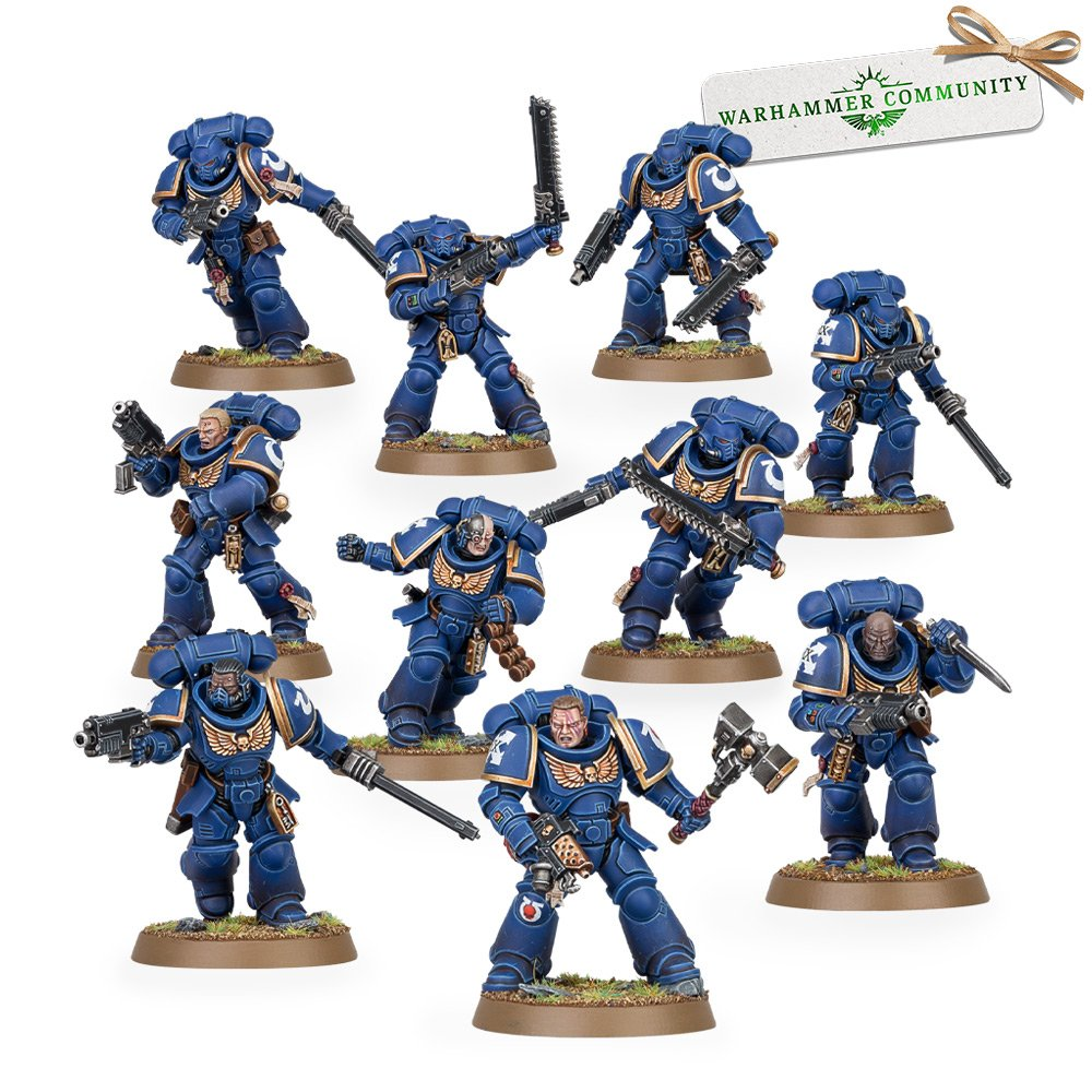 Assault Intercessors - Warhammer 40K