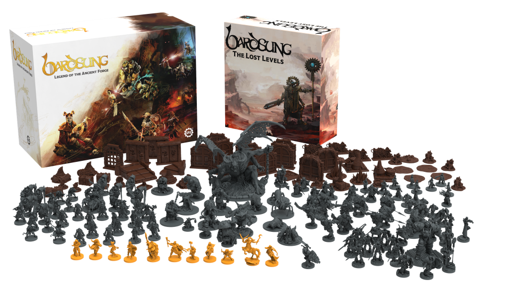 Bardsung All In Pledge - Steamforged Games