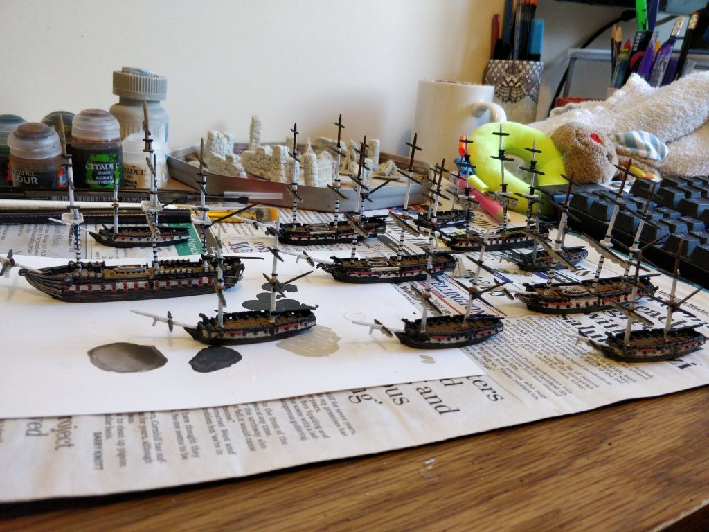 Black Seas Fleet by somersetsaxon - Twitter
