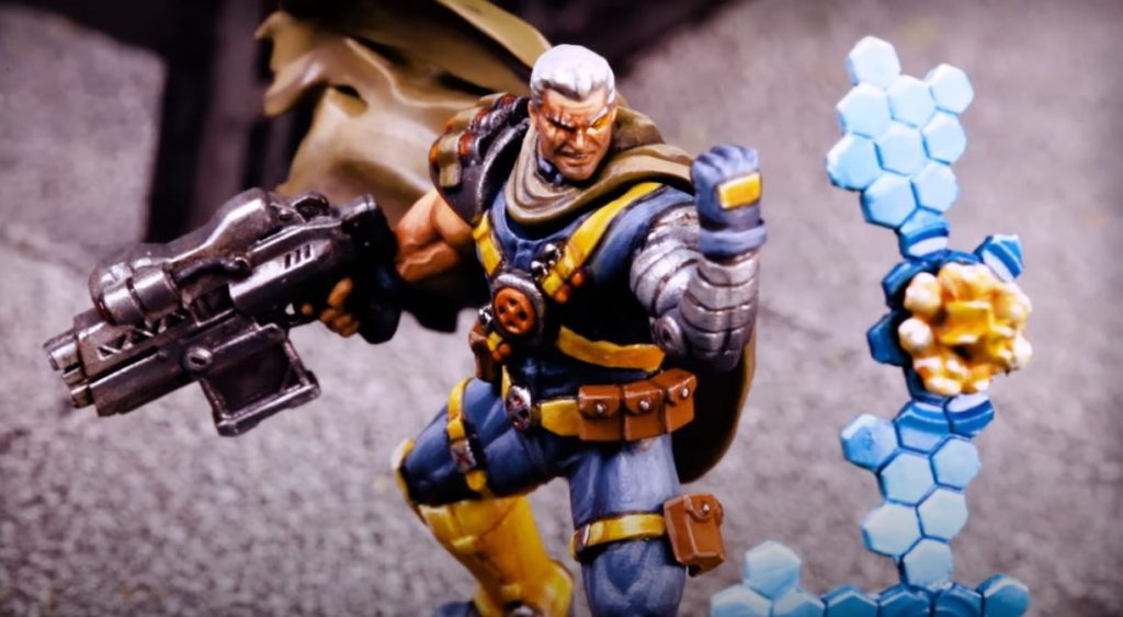 Cable - Marvel Crisis Protocol