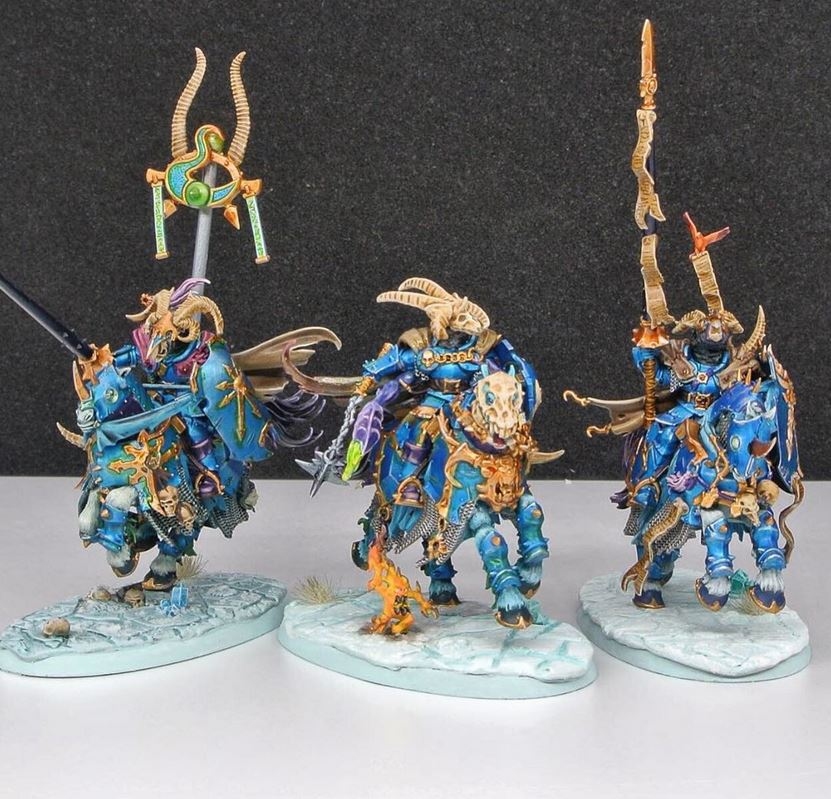 Chaos Knights by salshobbies - Instagram