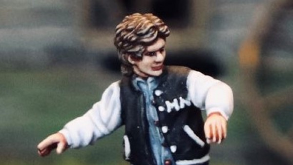 80's Kids Feel The Need For Speed From Morgue Miniatures