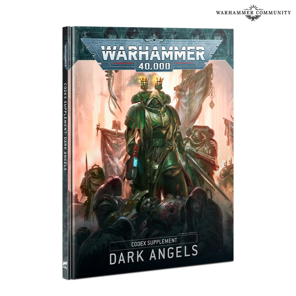 Dark Angels Codex - Warhammer 40K