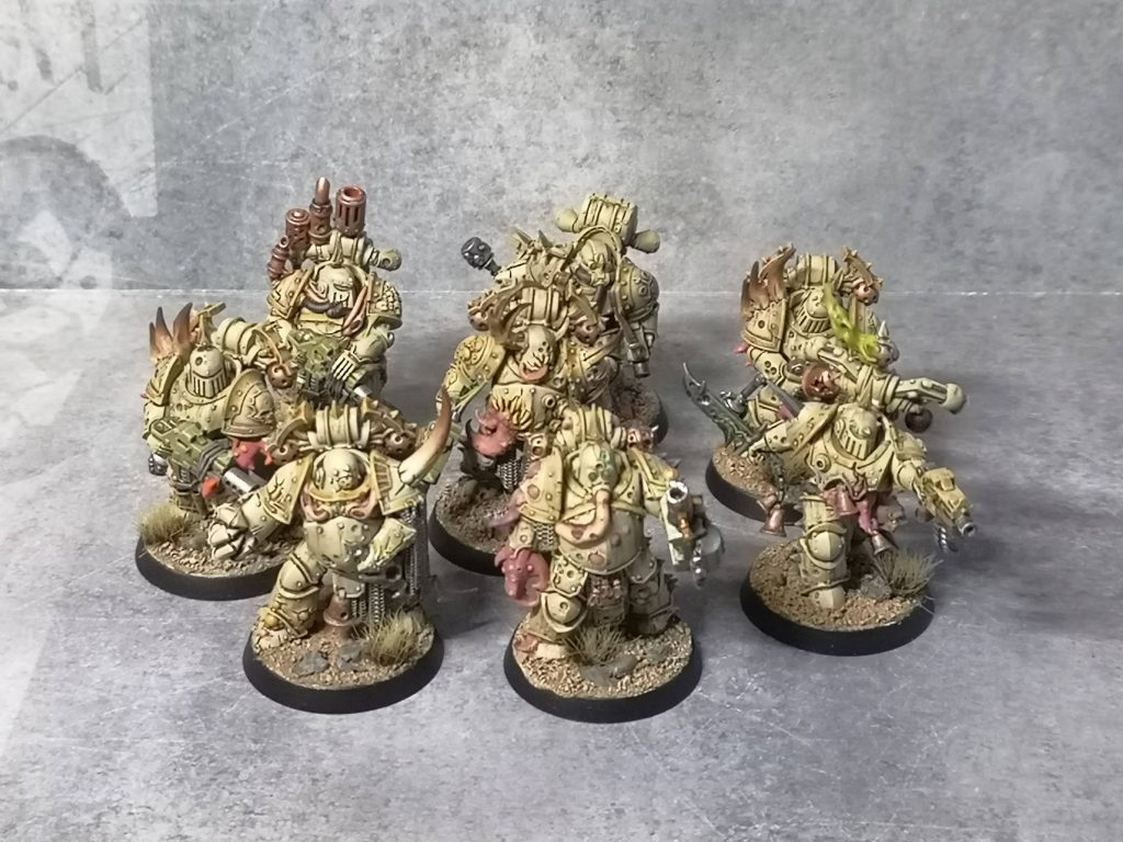 Death Guard #3 by dustnrubble