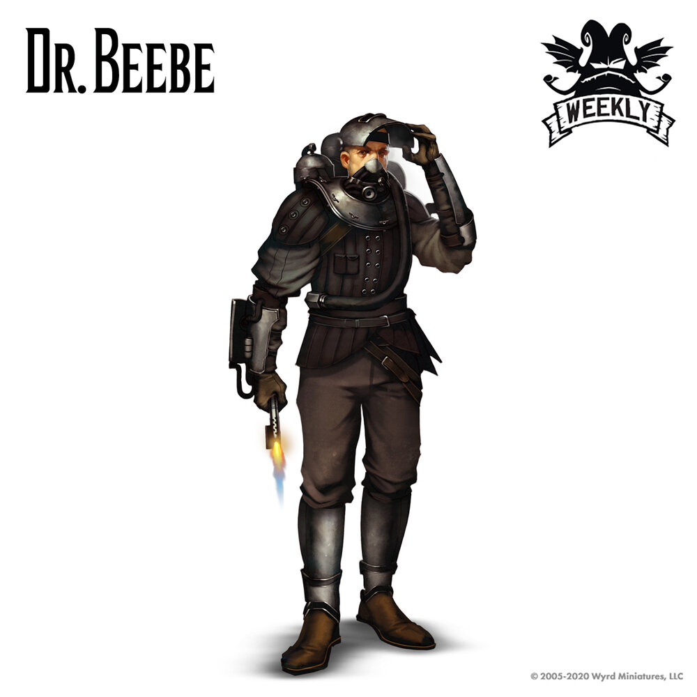 Dr Beebe - Malifaux