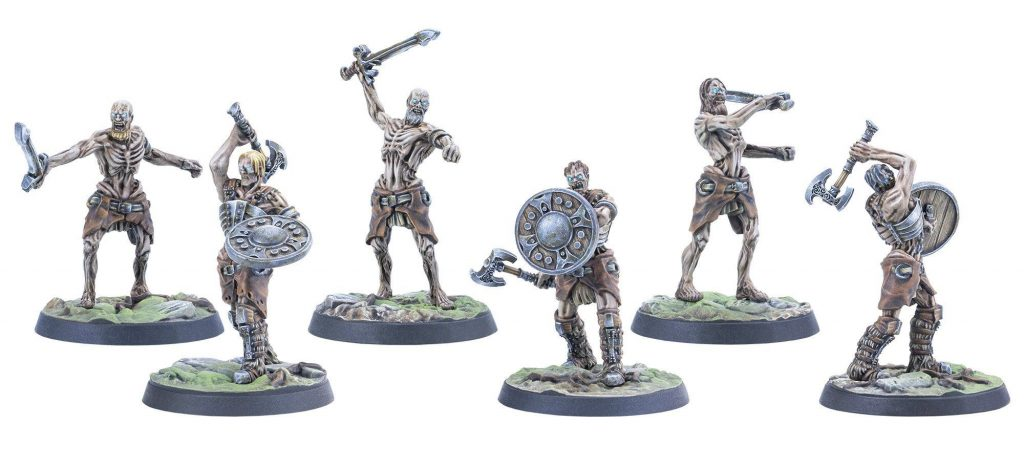 Draugr Guardians - The Elder Scrolls Call To Arms