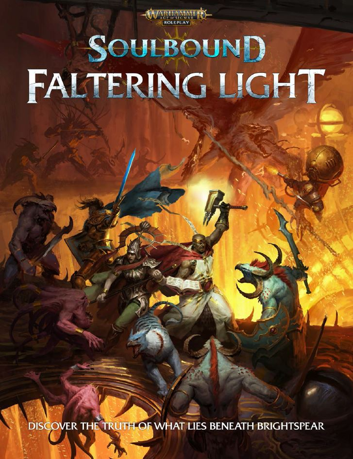 Faltering Light - Cubicle 7