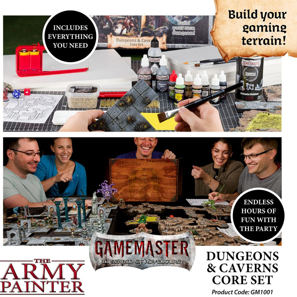 Gamemaster Core Set Example - Army Painter