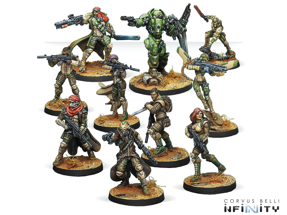 Haqqislam Action Pack - Infinity