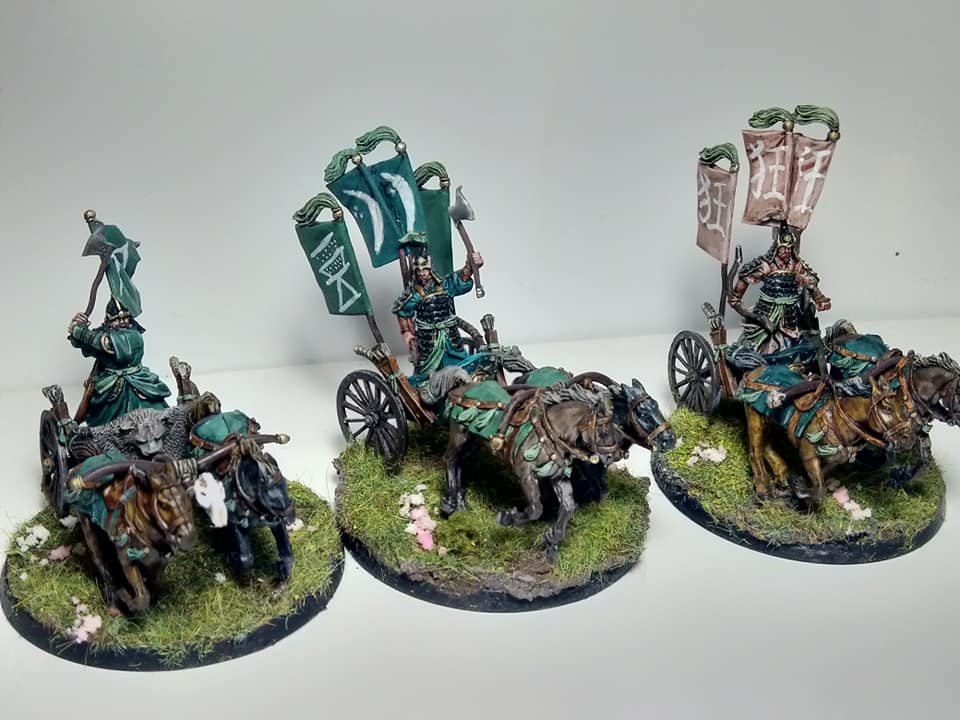 Khandish Chariots by Ben Brotherwood - Facebook
