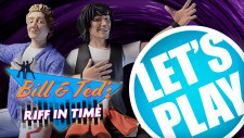 Let's Play: Bill & Ted's Riff In Time | Warcradle Studios