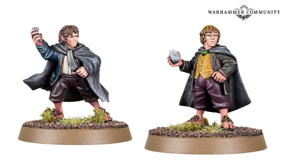 Merry & Pippin - Middle-earth SBG