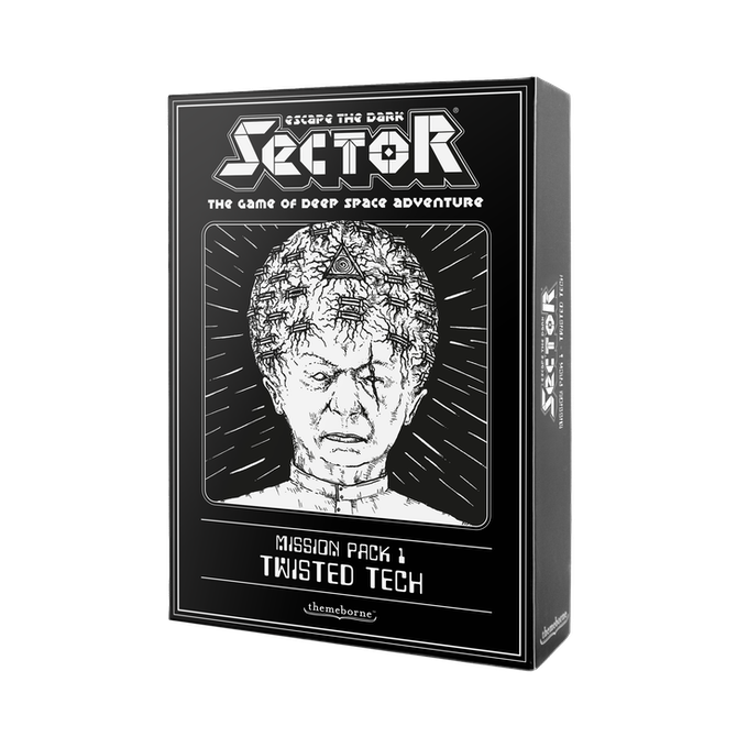 Mission Pack 1 Twisted Tech - Themeborne
