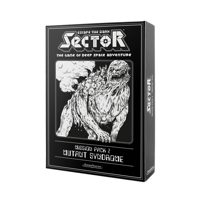 Mission Pack 2 Mutant Syndrome - Themeborne