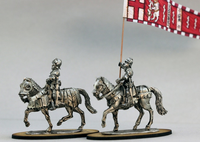 Mounted Characters - Athena Miniatures