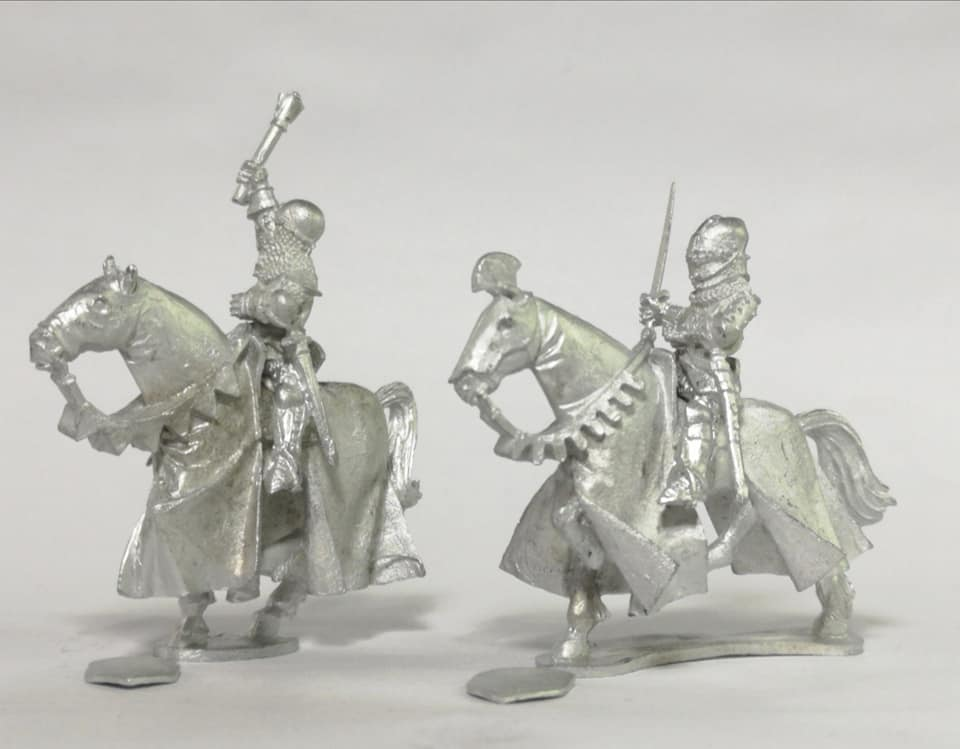 Mounted Knights #1 - Claymore Castings